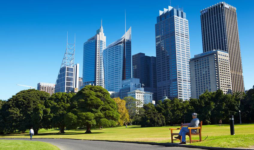 urban forestry and psycho social benefits
