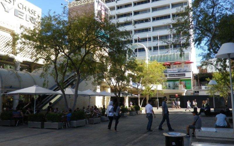 Forrest Place Australia