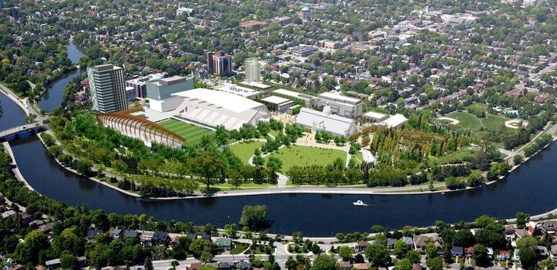 Redevelopment of Lansdowne Park