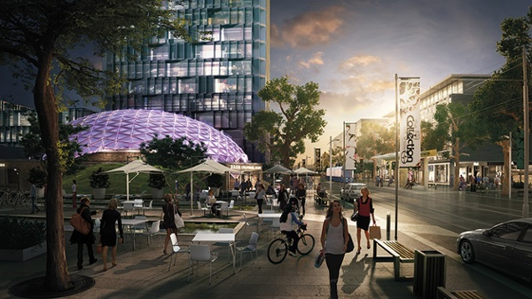 Citygreen - Curtin University Green Innovation Built Environment