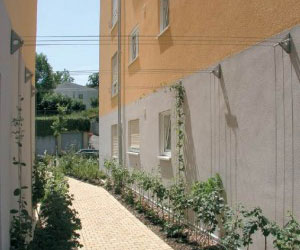 green wall systems 124 series