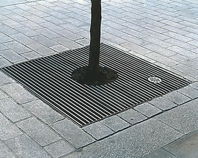 Clyde Tree Grate Citygreen Product