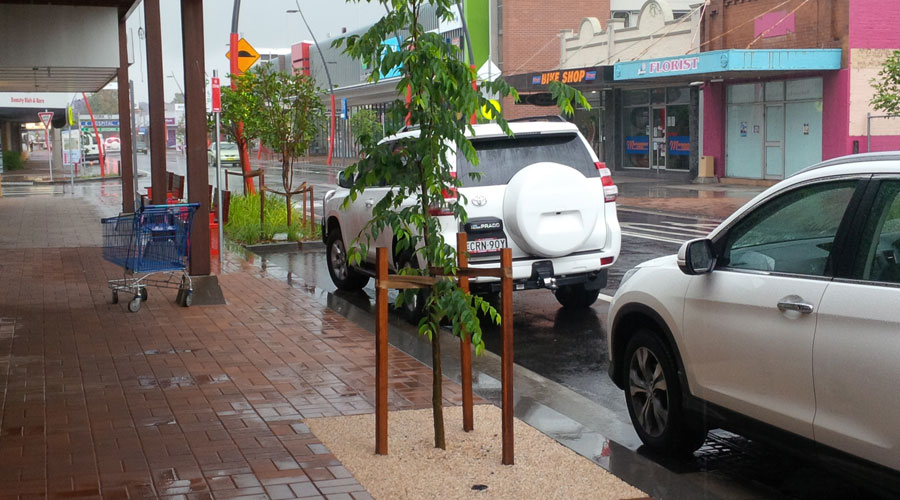 treating and managing stormwater