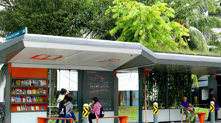 jurong bus station