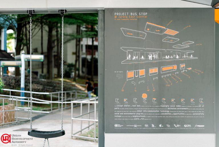 jurong bus station swing