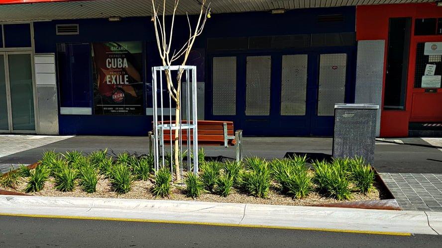 urban greening