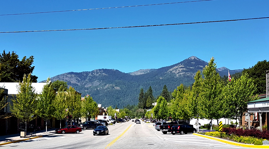 Mainstree Rossland, Canada Project